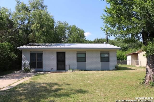 2911 Cumbre Dr, San Antonio, TX 78237 (MLS #1539777) :: Williams Realty & Ranches, LLC