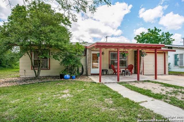 306 Newport Drive, San Antonio, TX 78218 (MLS #1539781) :: The Glover Homes & Land Group