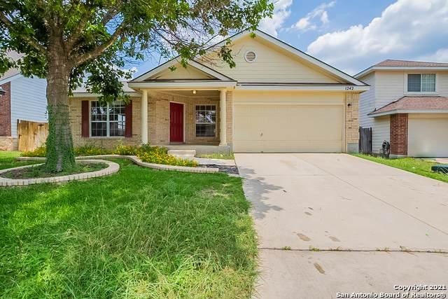 1242 Lynx Bend, San Antonio, TX 78251 (MLS #1539797) :: Beth Ann Falcon Real Estate