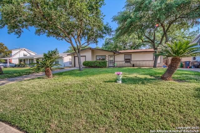 4011 Tropical Dr, San Antonio, TX 78218 (MLS #1539813) :: Bexar Team