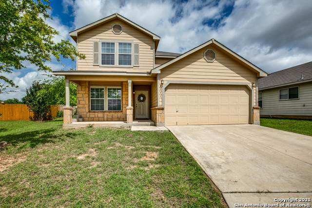 8007 Ashwood Pointe, San Antonio, TX 78254 (MLS #1539818) :: The Heyl Group at Keller Williams