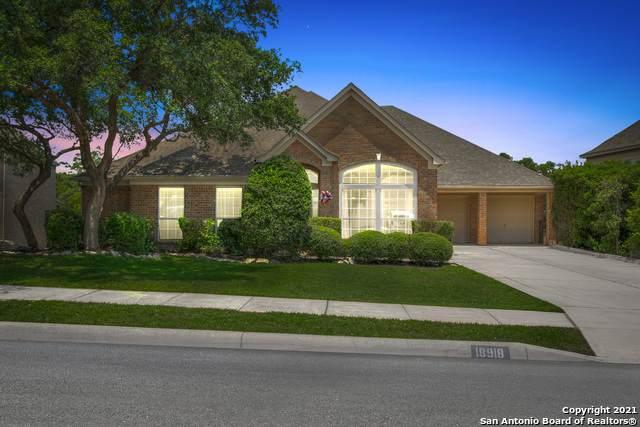 18918 Via Torre, San Antonio, TX 78258 (MLS #1539843) :: BHGRE HomeCity San Antonio
