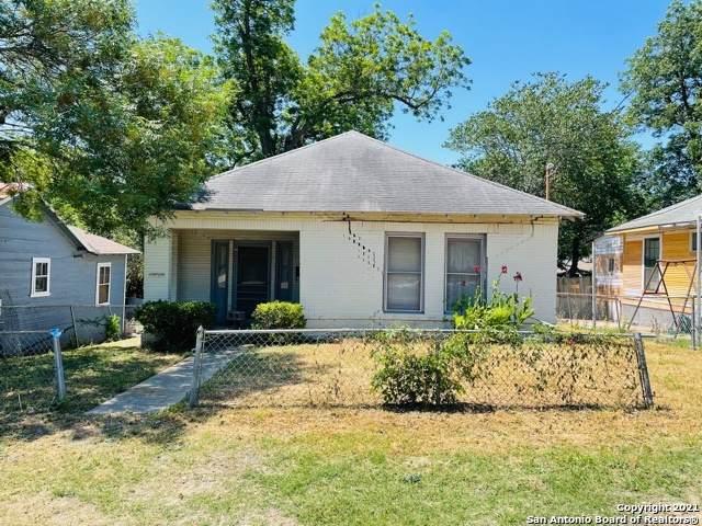 2426 Wyoming St, San Antonio, TX 78203 (MLS #1539848) :: 2Halls Property Team   Berkshire Hathaway HomeServices PenFed Realty