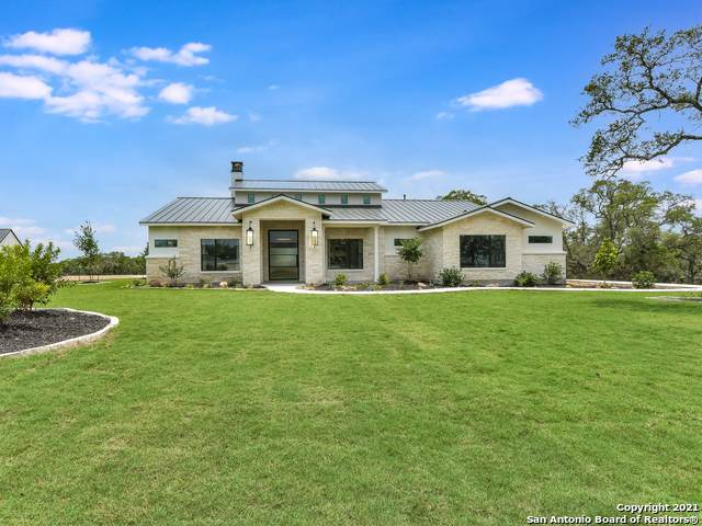 781 W Ansley Forest, Bulverde, TX 78163 (MLS #1539851) :: The Rise Property Group