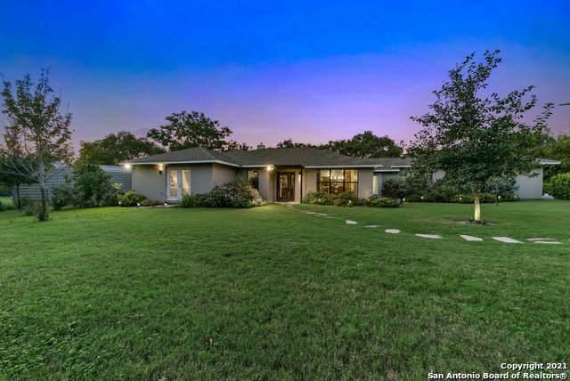 5951 Lockhill Rd, San Antonio, TX 78240 (MLS #1539893) :: The Castillo Group