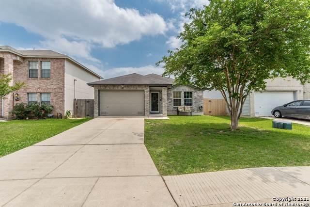 9838 Burr Press Ln, San Antonio, TX 78245 (MLS #1539901) :: 2Halls Property Team   Berkshire Hathaway HomeServices PenFed Realty