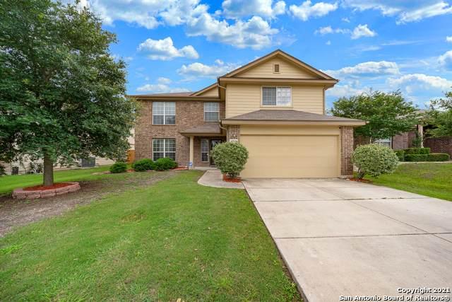 8719 Gavel Gate, Converse, TX 78109 (MLS #1539905) :: Beth Ann Falcon Real Estate