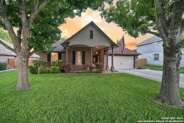 543 Raven Ridge, New Braunfels, TX 78130 (MLS #1539926) :: Alexis Weigand Real Estate Group