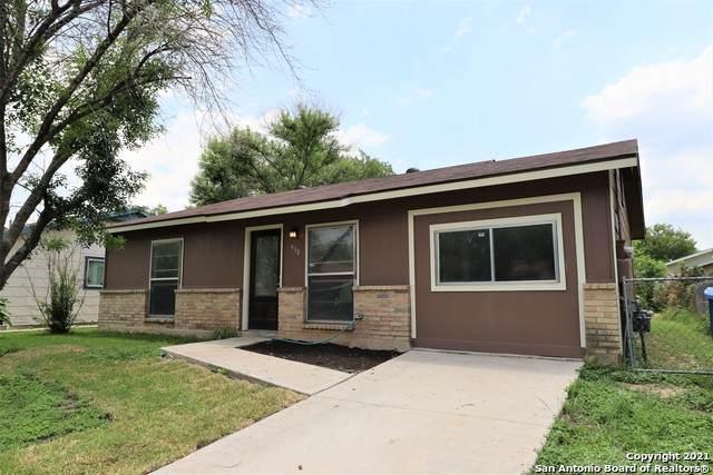 930 S Brownleaf St, San Antonio, TX 78227 (MLS #1539931) :: BHGRE HomeCity San Antonio