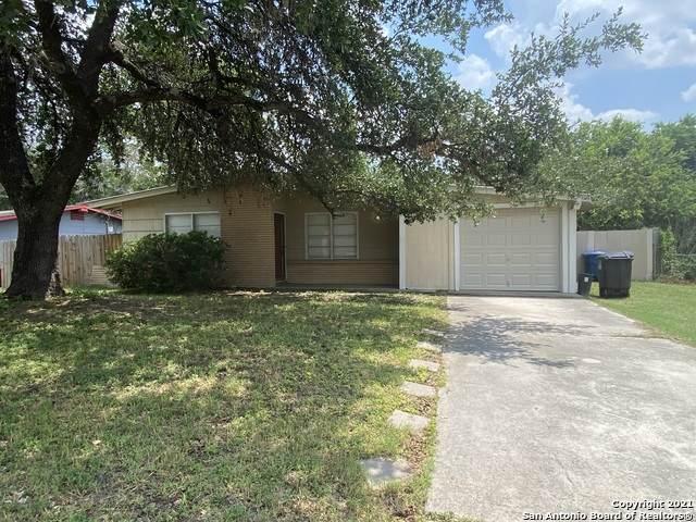 614 Inspiration Dr, San Antonio, TX 78228 (MLS #1539932) :: BHGRE HomeCity San Antonio