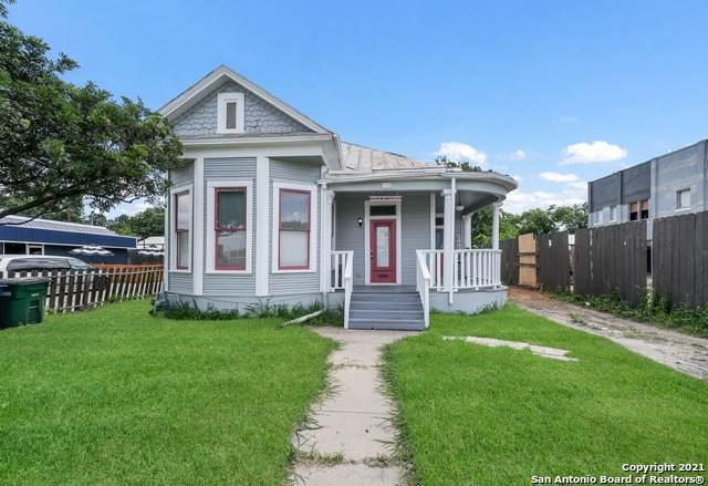 1710 S Saint Marys St, San Antonio, TX 78210 (MLS #1539946) :: Neal & Neal Team