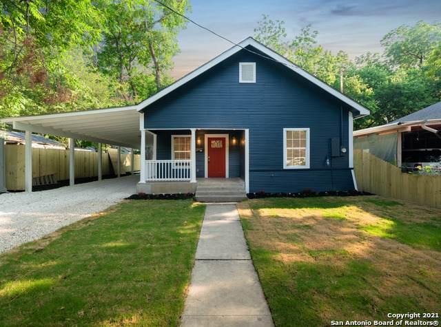 117 Mebane St, San Antonio, TX 78223 (MLS #1539948) :: The Rise Property Group