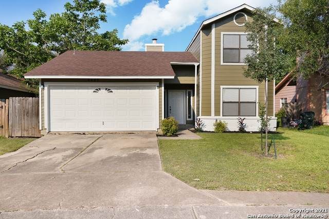 8431 Cascade Ridge Dr, San Antonio, TX 78239 (#1539974) :: Zina & Co. Real Estate