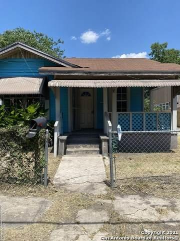 608 S Olive St, San Antonio, TX 78203 (MLS #1539975) :: BHGRE HomeCity San Antonio