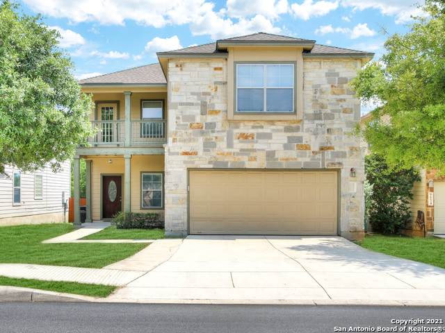 9530 Nueces Cyn, San Antonio, TX 78251 (MLS #1540000) :: The Gradiz Group
