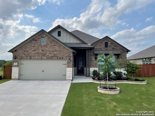 821 Foxbrook Way, Cibolo, TX 78108 (MLS #1540032) :: The Castillo Group