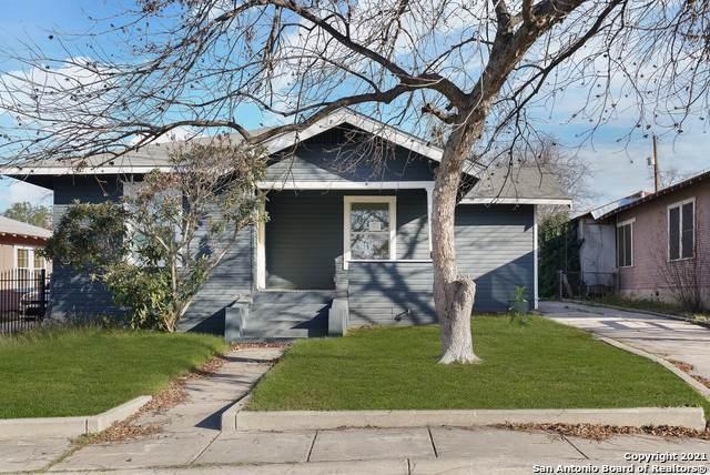 455 University Ave, San Antonio, TX 78201 (MLS #1540035) :: 2Halls Property Team   Berkshire Hathaway HomeServices PenFed Realty