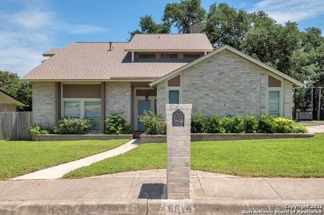 8614 Timberbriar St, San Antonio, TX 78250 (MLS #1540045) :: 2Halls Property Team   Berkshire Hathaway HomeServices PenFed Realty