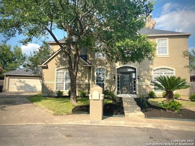 17206 Blanco Oaks, San Antonio, TX 78248 (MLS #1540058) :: The Real Estate Jesus Team