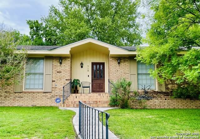 712 Mockingbird Ln, Kerrville, TX 78028 (MLS #1540066) :: EXP Realty