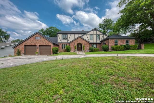 411 E Hathaway Dr, San Antonio, TX 78209 (MLS #1540099) :: Beth Ann Falcon Real Estate