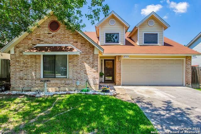 8719 Serene Ridge Dr, San Antonio, TX 78239 (MLS #1540106) :: Alexis Weigand Real Estate Group