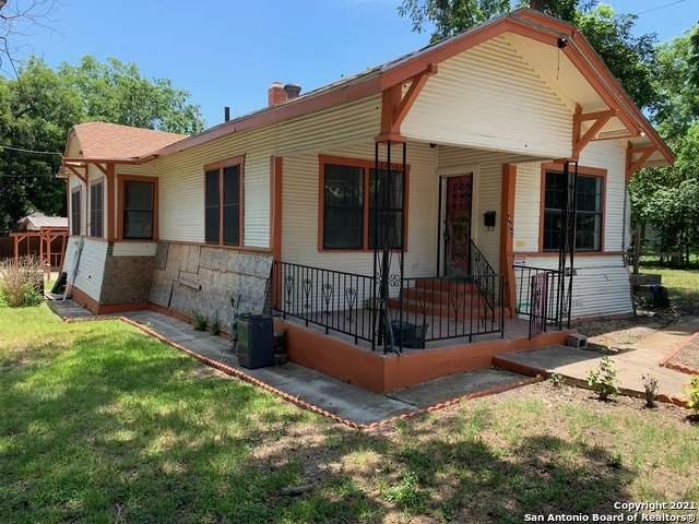 402 School St, San Antonio, TX 78210 (MLS #1540108) :: The Heyl Group at Keller Williams