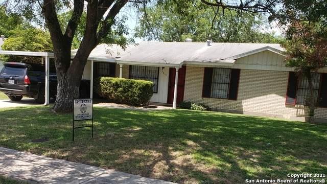7807 Rimfire Dr, San Antonio, TX 78227 (MLS #1540116) :: Bexar Team