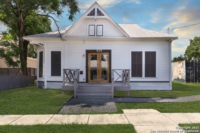 819 Wyoming St, San Antonio, TX 78203 (MLS #1540124) :: The Lugo Group