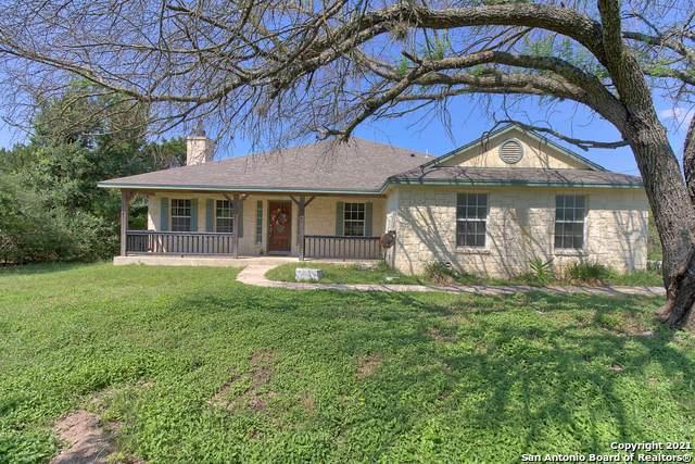 150 County Road 2724, Mico, TX 78056 (MLS #1540144) :: Beth Ann Falcon Real Estate