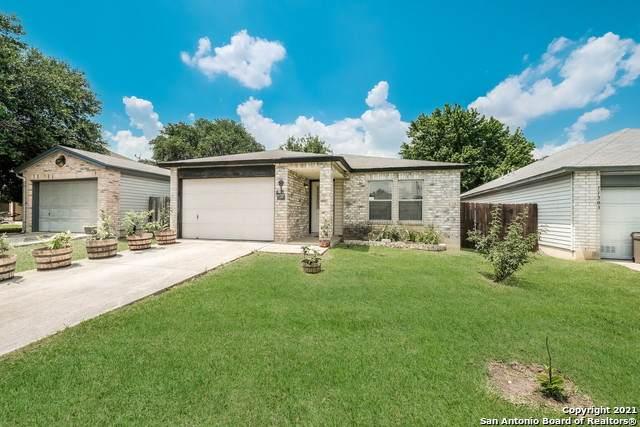 11307 Widefield Ln, San Antonio, TX 78245 (MLS #1540146) :: Beth Ann Falcon Real Estate