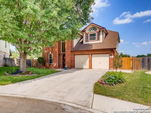 16606 Snell Meadows, San Antonio, TX 78247 (MLS #1540149) :: Beth Ann Falcon Real Estate