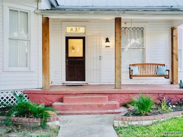823 W Euclid Ave, San Antonio, TX 78212 (MLS #1540151) :: The Heyl Group at Keller Williams