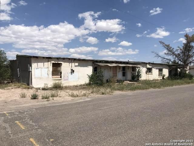 307 S Dean St, Marfa, TX 79843 (MLS #1540157) :: The Castillo Group