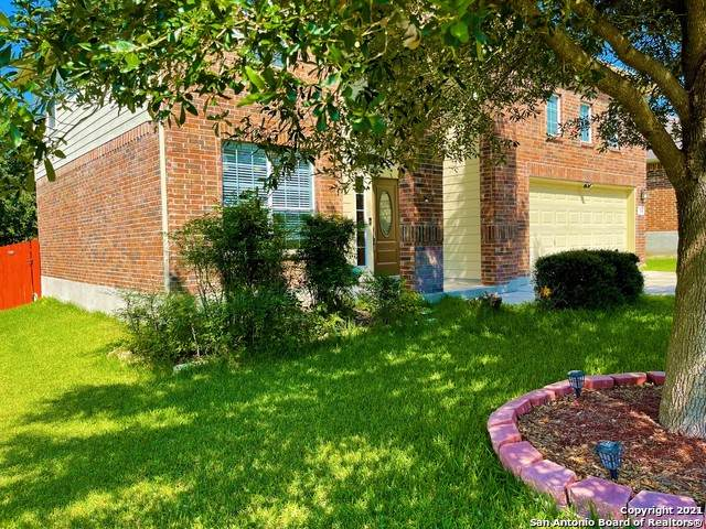 734 Park Pt, San Antonio, TX 78253 (MLS #1540160) :: Beth Ann Falcon Real Estate