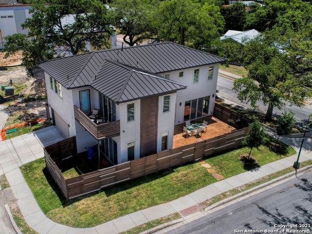 603 Leigh St, San Antonio, TX 78210 (MLS #1540179) :: The Lugo Group
