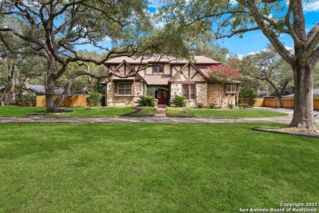 107 Painted Post Ln, Shavano Park, TX 78231 (MLS #1540183) :: The Castillo Group