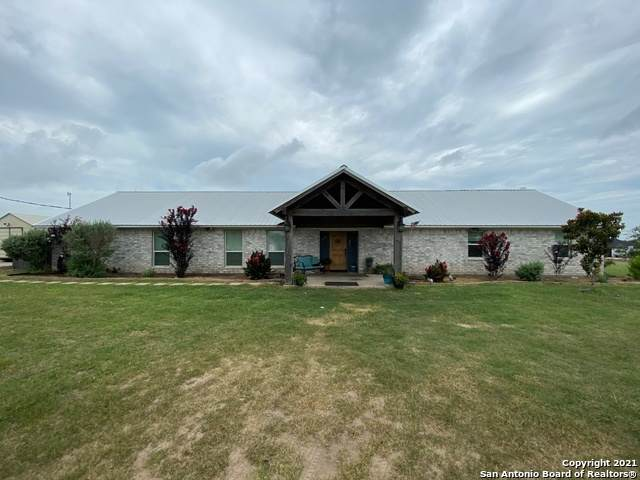 249 W County Road 2170, Kingsville, TX 78363 (MLS #1540190) :: The Lopez Group