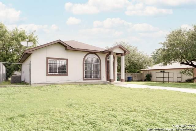 111 Drew Ave, San Antonio, TX 78220 (MLS #1540197) :: The Lugo Group