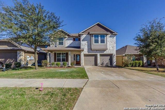 321 Brook Shadow, Cibolo, TX 78108 (MLS #1540236) :: Real Estate by Design