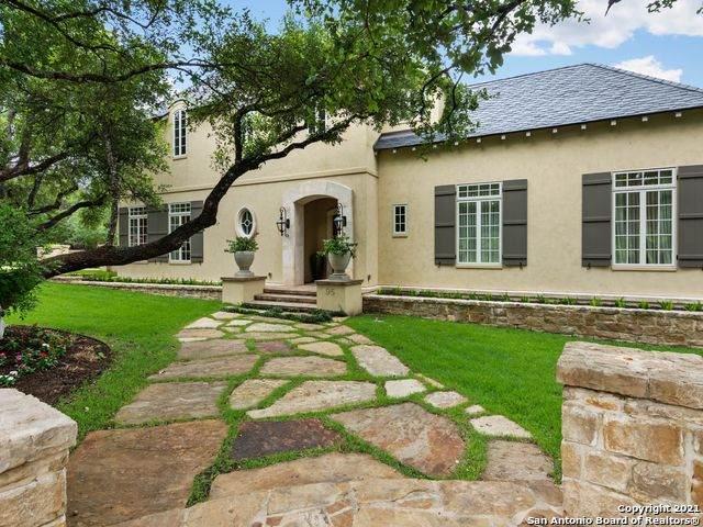 95 Turnberry Way, San Antonio, TX 78230 (MLS #1540280) :: Beth Ann Falcon Real Estate