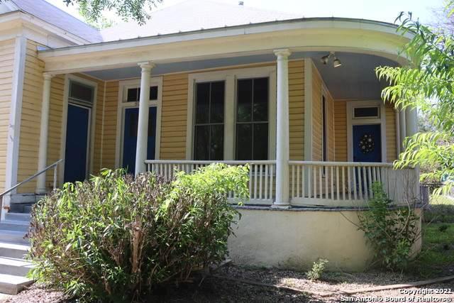 801 Mason St, San Antonio, TX 78208 (MLS #1540286) :: Real Estate by Design