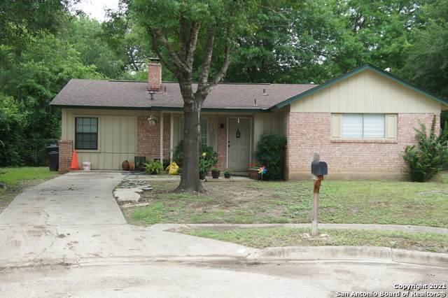 7203 Marble Creek Dr, San Antonio, TX 78238 (MLS #1540389) :: Exquisite Properties, LLC