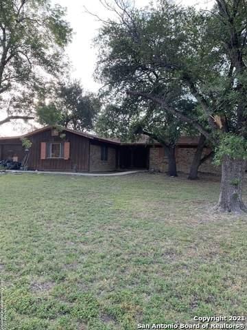 603 S 12th St, Carrizo Springs, TX 78834 (MLS #1540416) :: ForSaleSanAntonioHomes.com