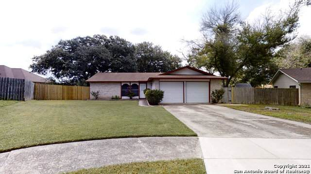185 Rifle Gap, Universal City, TX 78148 (MLS #1540424) :: Williams Realty & Ranches, LLC