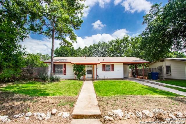 334 Hatcher Ave, San Antonio, TX 78223 (MLS #1540443) :: Williams Realty & Ranches, LLC