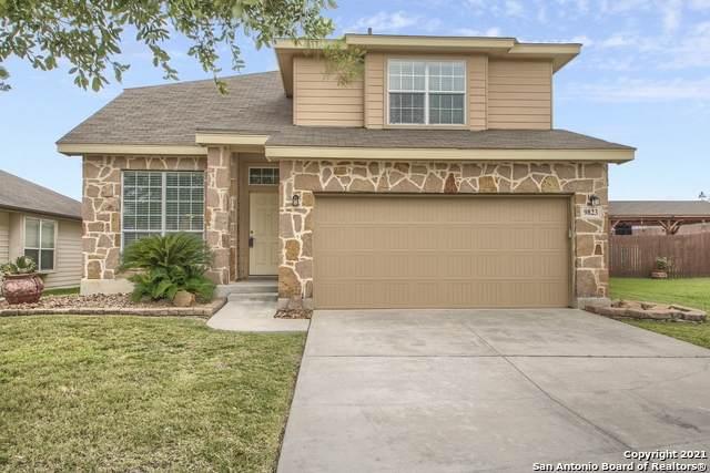 9823 Wolff Run, Converse, TX 78109 (MLS #1540445) :: Williams Realty & Ranches, LLC