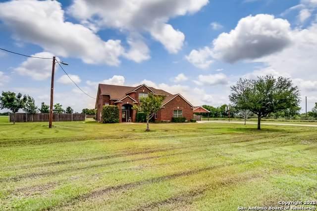 6700 Fm 2720, Maxwell, TX 78656 (MLS #1540470) :: The Castillo Group