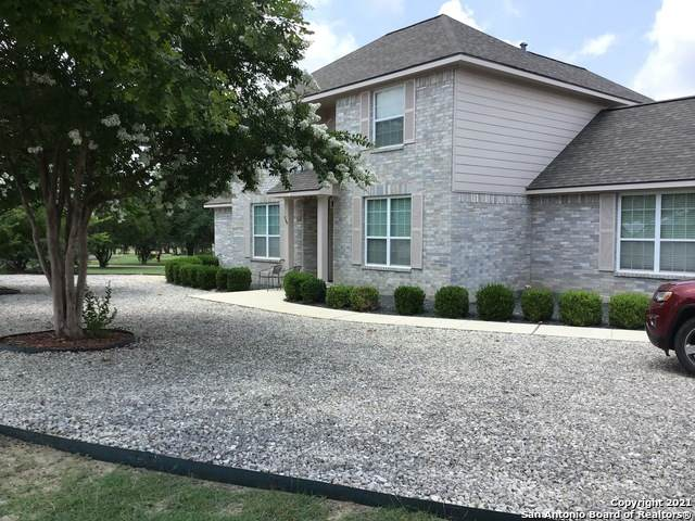 489 Glenvalley Cir, Bandera, TX 78003 (MLS #1540474) :: Carolina Garcia Real Estate Group