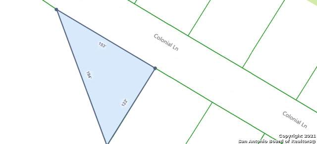 237 Colonial Ln, La Vernia, TX 78121 (MLS #1540498) :: The Mullen Group | RE/MAX Access